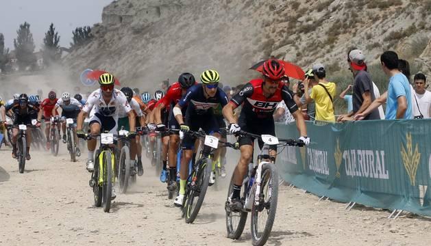 Campeonato de España de Mountain Bike en Arguedas (II)