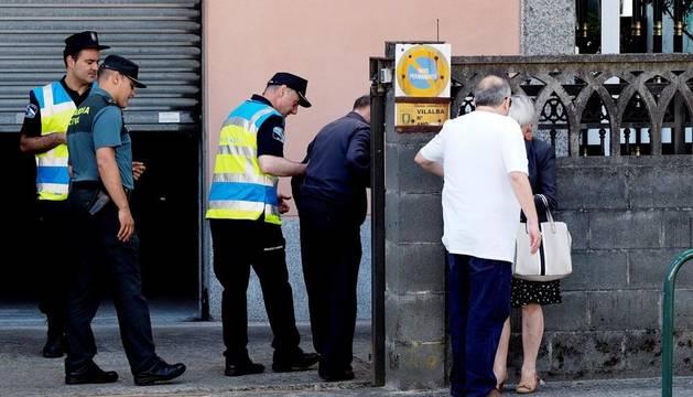 Un hombre asesina a su expareja en su casa de Lugo y luego se suicida