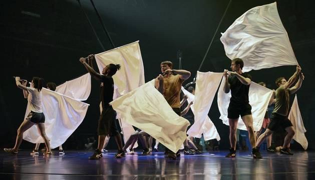 Messi inspira a 46 artistas de El Circo del Sol, elegidos entre los mejores