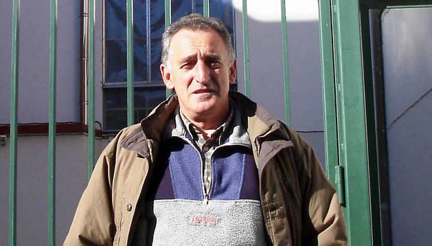 Pepe Martínez, en una imagen de archivo.