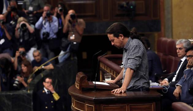 DIRECTO INVESTIDURA | Iglesias, a Sánchez: