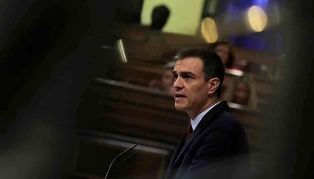 Sánchez plantea seis grandes retos para su acción de Gobierno