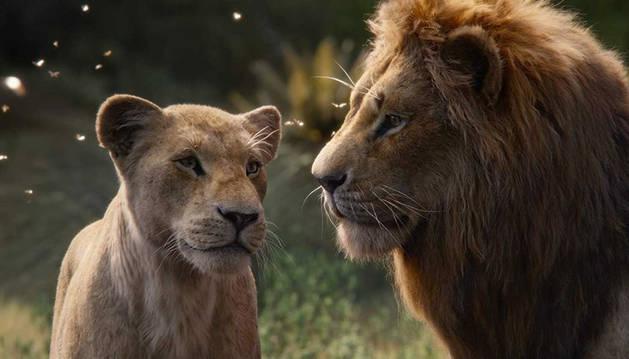 foto de Fotograma de la película 'El rey león'