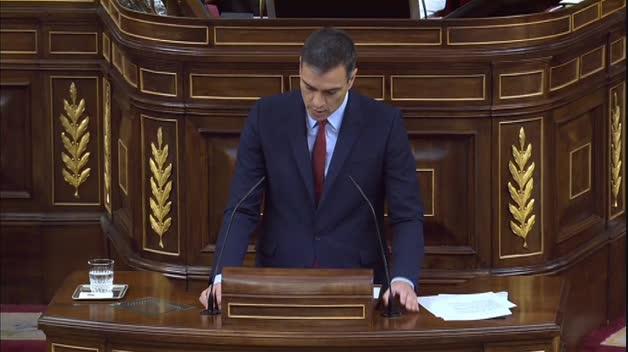Pedro Sánchez propone un pacto de Estado para reformar la Constitución y que no haya más bloqueos de investidura