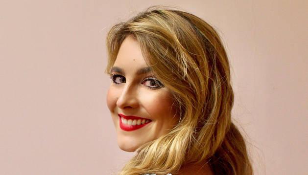 foto de La soprano Sofía Esparza.
