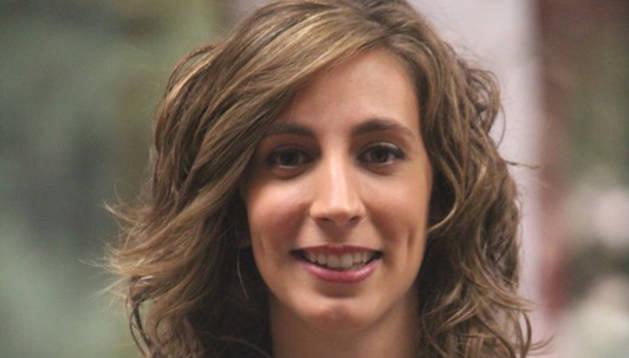 La pamplonesa Sofía Sánchez consigue una beca Fulbright para enseñar español en EE UU