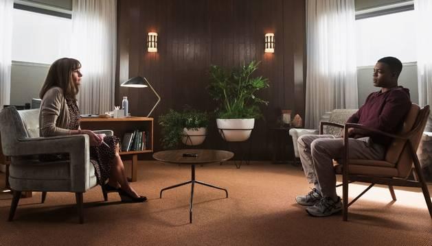 Un fotograma de 'Homecoming', serie de Julia Roberts