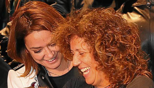 Toñi Moreno y Rosana, mucho más que amigas