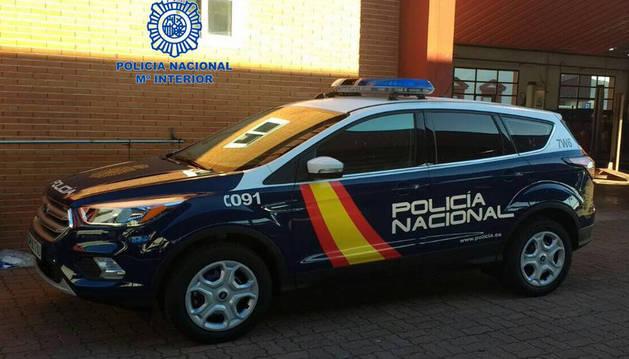 Policía Nacional asiste a dos personas por golpes de calor en Pamplona y Dantxarinea