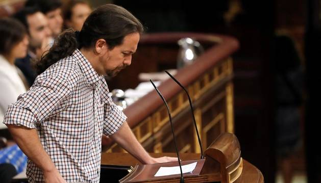 Iglesias renuncia al ministerio de Trabajo a cambio de las políticas activas de empleo