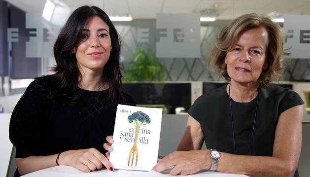 Las herederas de Simone Ortega adaptan '1080 recetas de cocina' al siglo XXI