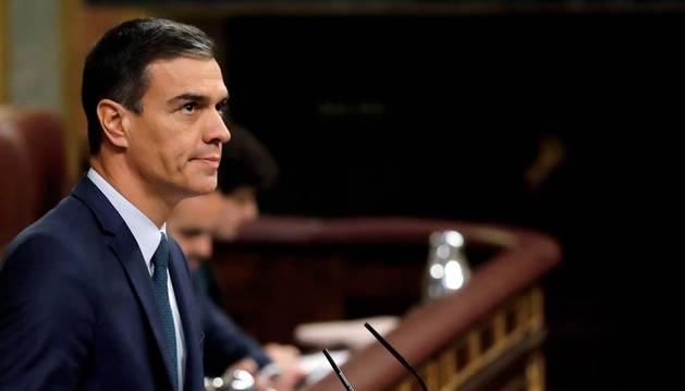Sánchez, a Iglesias: