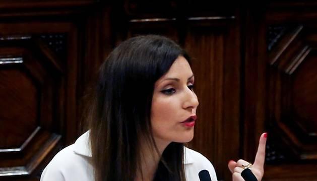 Lorena Roldán gana las primarias de Cs en Cataluña con el 86% de los votos