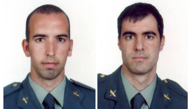 Carlos Sáenz de Tejada y Diego Salvá