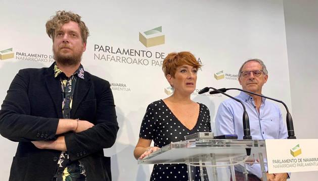 Bakartxo Ruiz (EH Bildu) pide