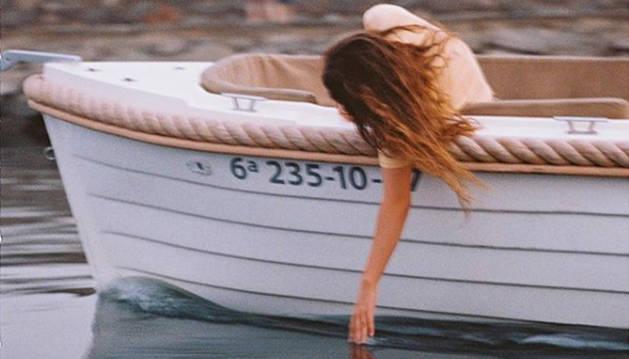 Foto de la portada de la nueva canción de Amaia Romero, 'Quedará en nuestra mente'.