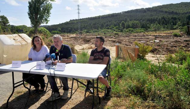 UAGN exige un Plan Medioambiental que limpie ríos y evite inundaciones