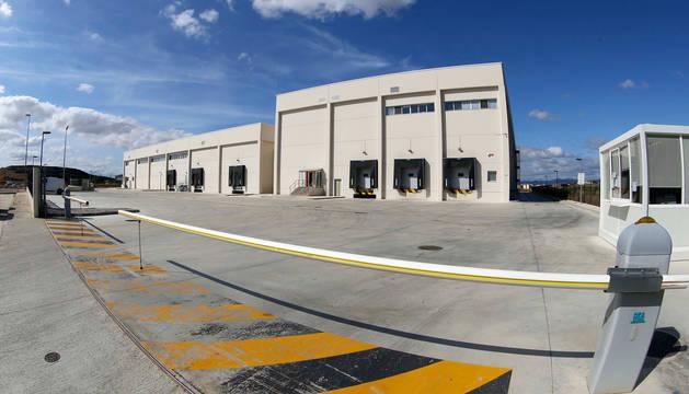 Foto de las instalaciones del matadero, que inició su actividad en la Meseta de Salinas en enero de 2017.