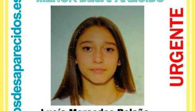 La menor desaparecida en Tenerife
