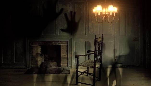 'El ocupante', una historia de fantasmas reales e imaginarios.
