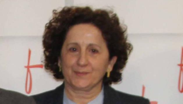 foto de Mari Carmen Maeztu, consejera de Derechos Sociales