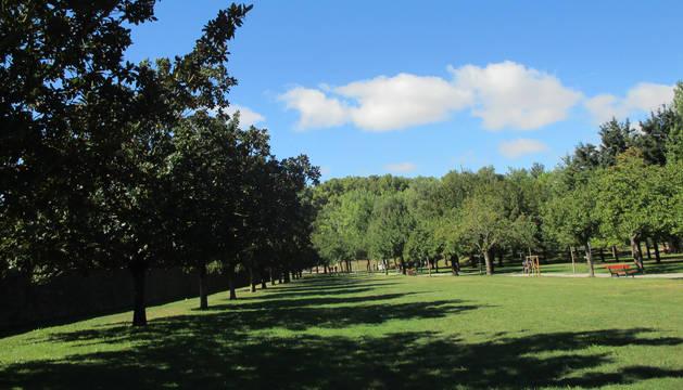 La semana empieza con calor en Navarra aunque la lluvia llegará el miércoles