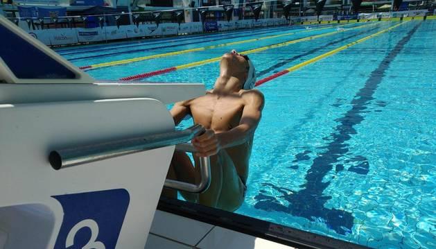 Dos medallas en el Campeonato de España de natación