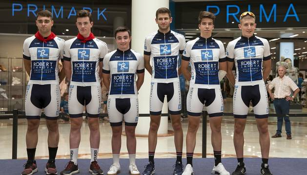 Equipos de la XXXIII Vuelta a Pamplona