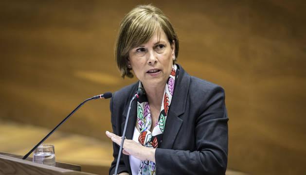 Barkos será portavoz de Geroa Bai en el Parlamento y Martínez, posible senador