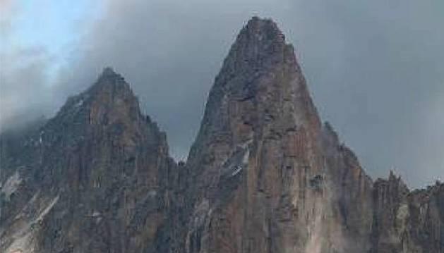 Las montañas se caen y los alpinistas lloran