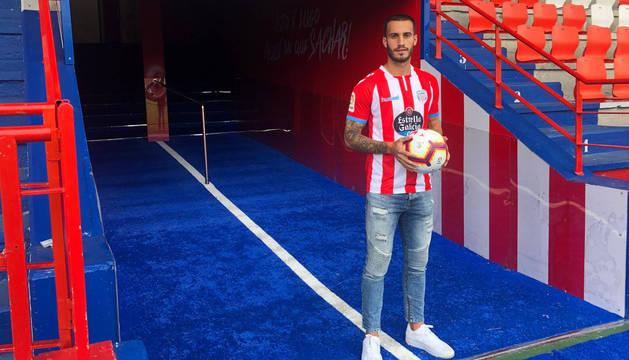 Acuerdo de Osasuna con José Carlos Lazo