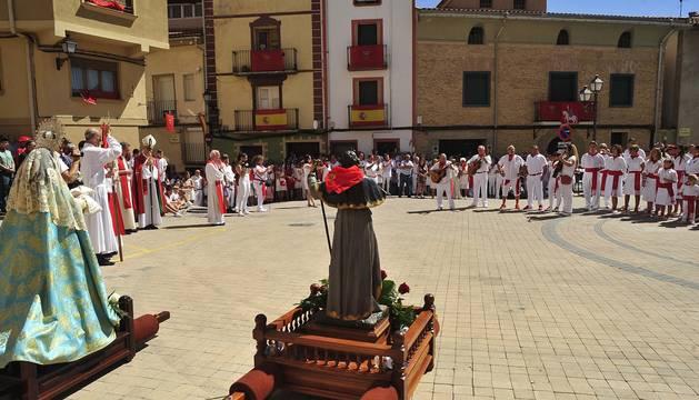 Galería de fotos del Día del Patrón de fiestas de Funes