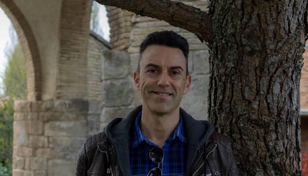 Foto de Iñaki Crespo (GIH), que ejercerá de alcalde en funciones de Huarte.