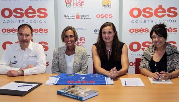 Construcciones Osés seguirá con la FNB Ardoi dos años más