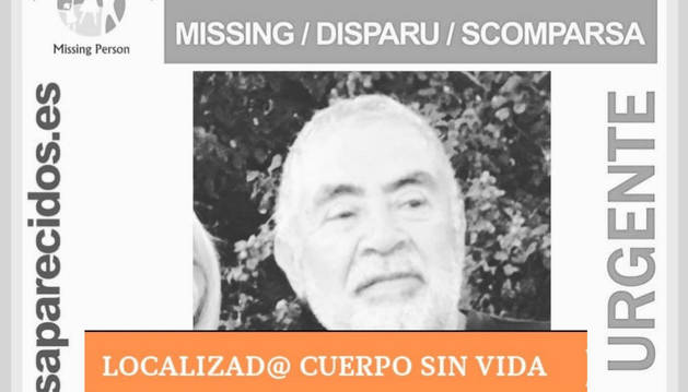 Hallado muerto el senderista mexicano desaparecido hace 12 días en el Pirineo oscense