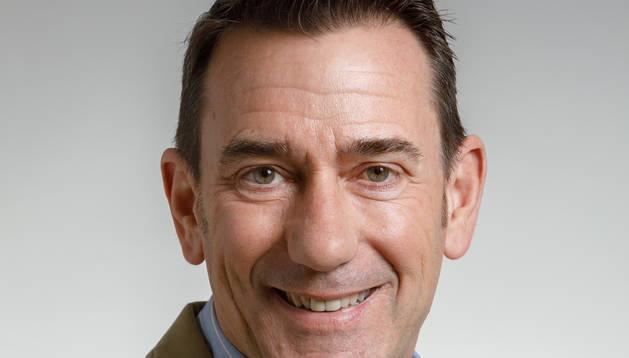 El nuevo director de Comunicación y Relaciones Institucionales, Pablo Roncal Los Arcos.