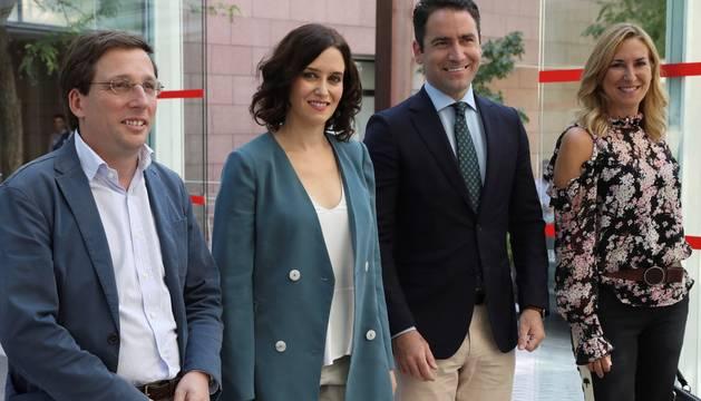 Beltrán pide al PSOE, un partido