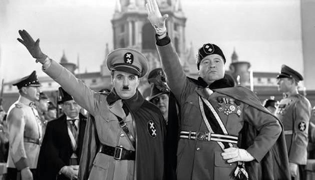 Este viernes en Condestable 'El gran dictador', la película más política de Chaplin