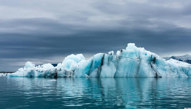 Foto del Ártico.