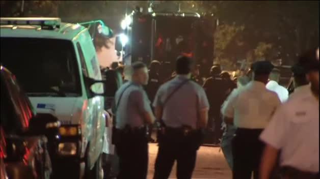 Al menos seis policías heridos durante un tiroteo en Filadelfia