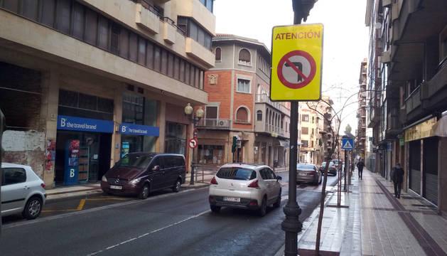 La persecución fue de la avda. de Zaragoza hasta la Azucarera