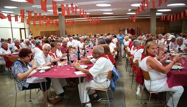 Fotos de fiestas de Tafalla, el 19 de agosto de 2019