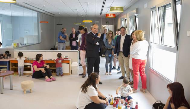 Las escuelas infantiles de Pamplona comienzan el curso con plazas vacantes