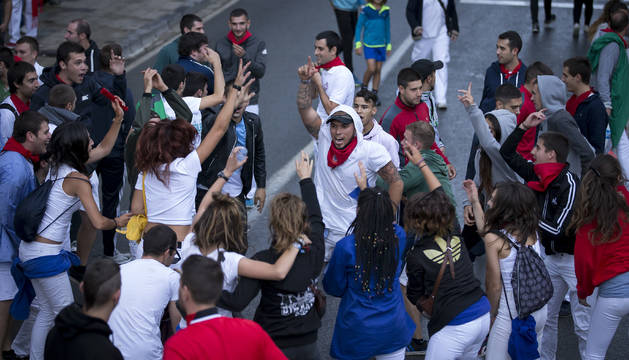 Todas las fotos del 20 de agosto de las Fiestas de Tafalla 2019 en el Diario de Navarra