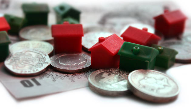 El ahorro en depósitos en el destino principal del capital de las familias navarras.