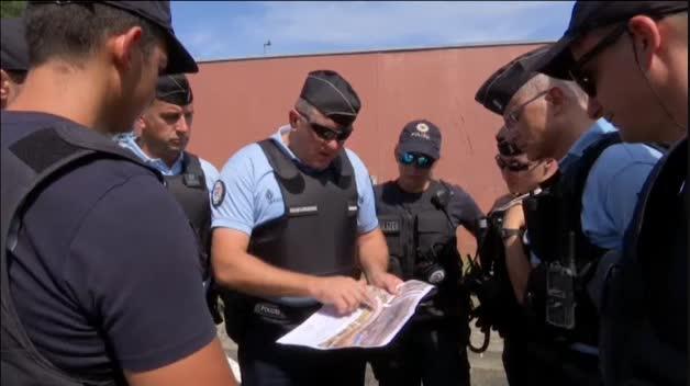 Máxima seguridad en la frontera entre España y Francia