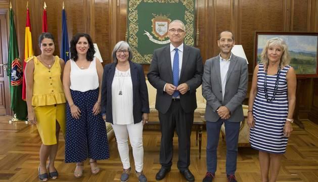Reunión de los representantes del CERMIN