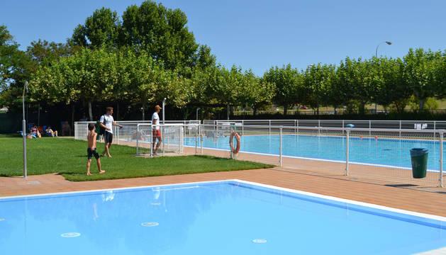 La remodelación de las piscinas de Sartguda contempla su ampliación y la creación de nuevos servicios.