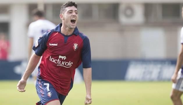 Osasuna Promesas suma los primeros tres puntos ante un potente Real Valladolid B