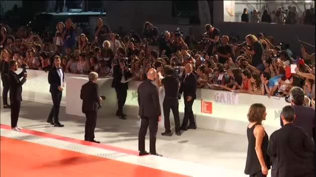 Penélope Cruz  deslumbra en la alfombra roja de Venecia